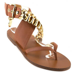 bcbgirls brown patsy sandals