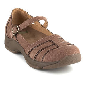 dansko brown kiera shoes