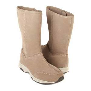 easy spirit brown travelrite boots