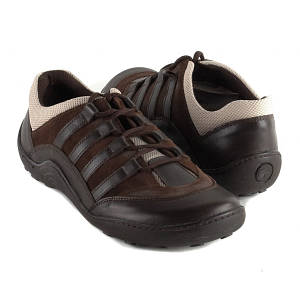 footprints brown ponte sor sneaker