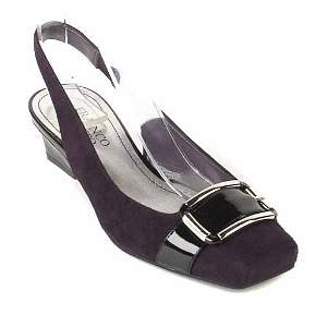 franco sarto purple play heels