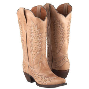 gypsy girl brown dakota boots