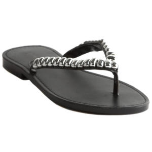 inc black ina sandals