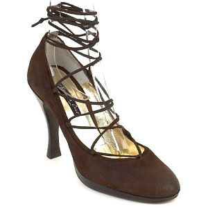 kenneth cole brown downey street heels