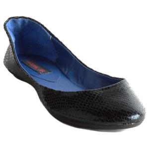 material girl black starr shoes 2