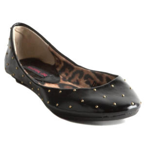 material girl black starr shoes