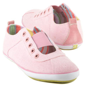 nine west original sneakers pink dl low sneaker