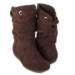 report brown danae boots