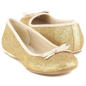 report gold reese shoes