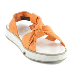 robert clergerie orange sarto sandals