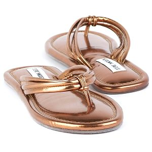 steve madden brown karibean sandals