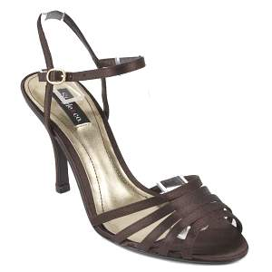 style co brown emmaline heels