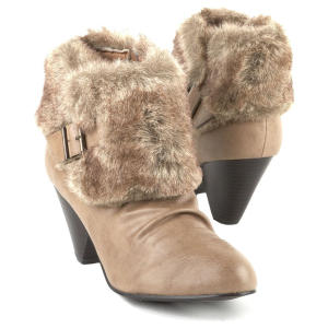 style co brown sookie boots