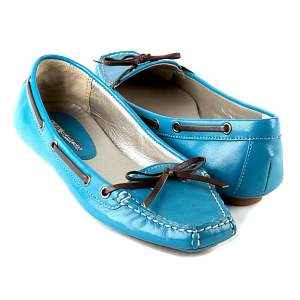 via spiga blue veronia shoes
